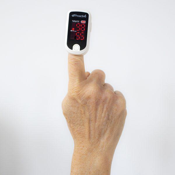 Protekt® Finger Pulse Oximeter