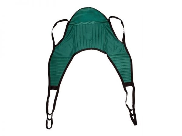 Padded Divided Leg Sling with Head Support
