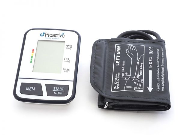 Protekt® BP Upper Arm Blood Pressure Monitor