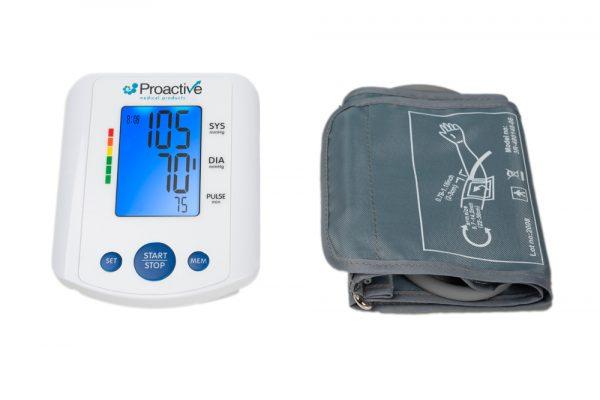 Protekt BP Upper Arm Blood Pressure Monitor